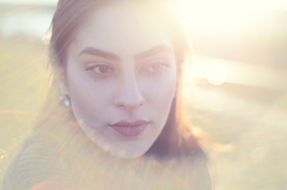Ramona – Portraitshoot im Buga-Park München-Riem